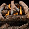 Heatmaster Carolina Creekside Vent Free Gas Log