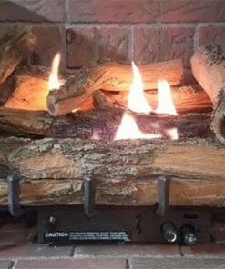 Everwarm Low Country Timber Vent Free Gas Logs