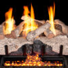 RH Peterson Charred Alpine Birch Vent Free Gas Logs